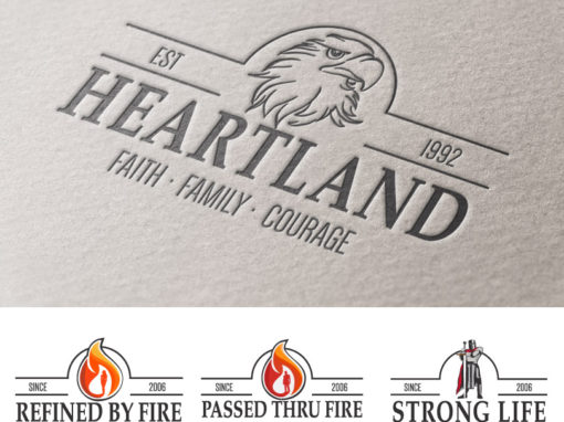 HEARTLAND LOGO DESIGN