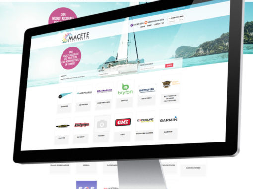 MACETE WEBSITE