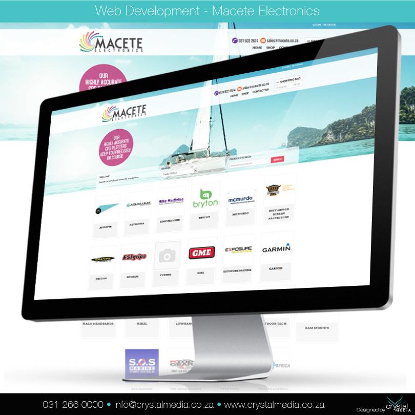 MACETE WEBSITE