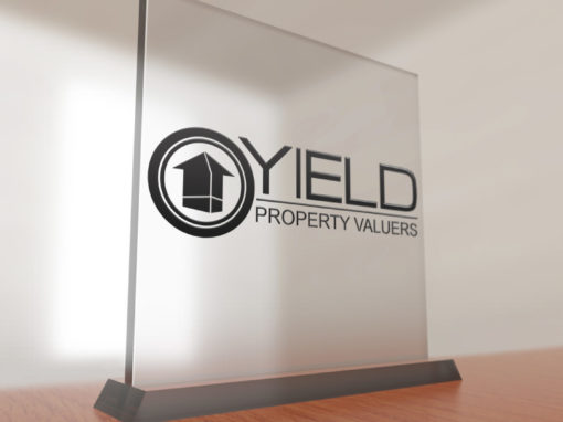 YIELD PROPERTIES LOGO DESIGN